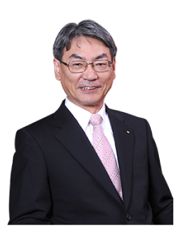 Chief Executive Officer Shozo Takeda